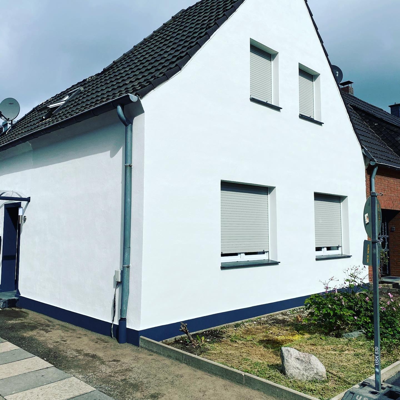 Fassadengestaltung in Kleve-Kellen